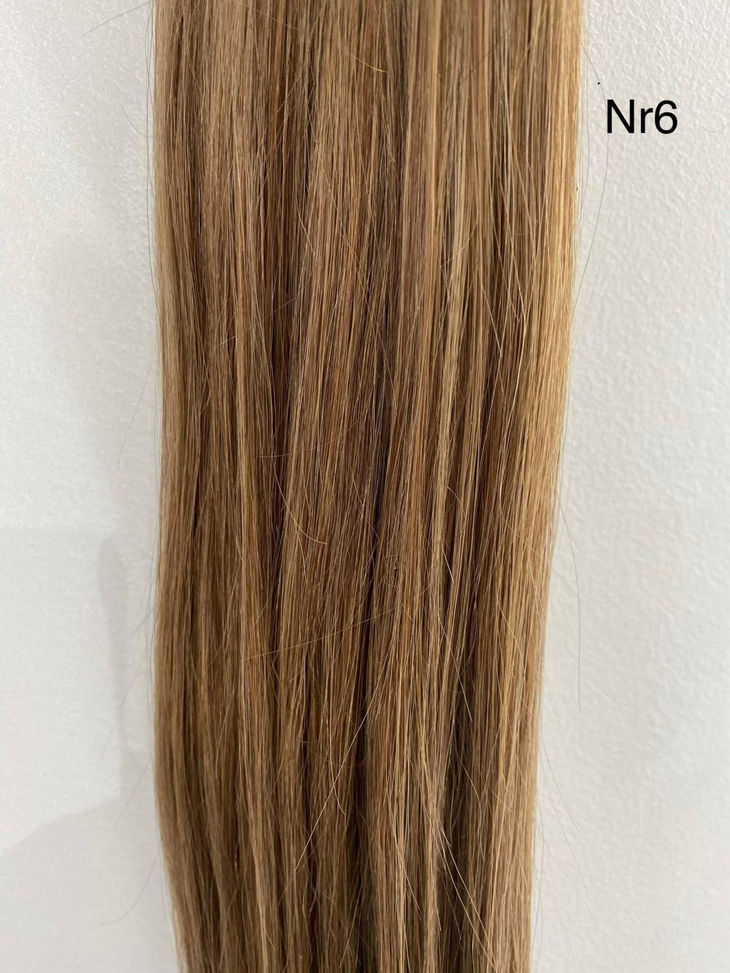 Clip-in Hairextension 100% echt haar #6 - LASIDORE Beauty Bar