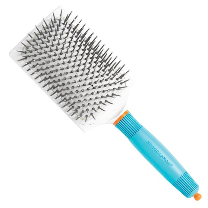 Moroccanoil Ionic + Paddle Brush W80 - LASIDORE Beauty Bar