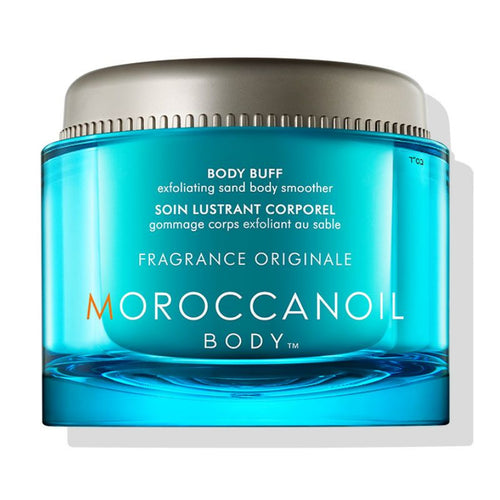 Moroccanoil BODY BUFF 180ml - LASIDORE Beauty Bar