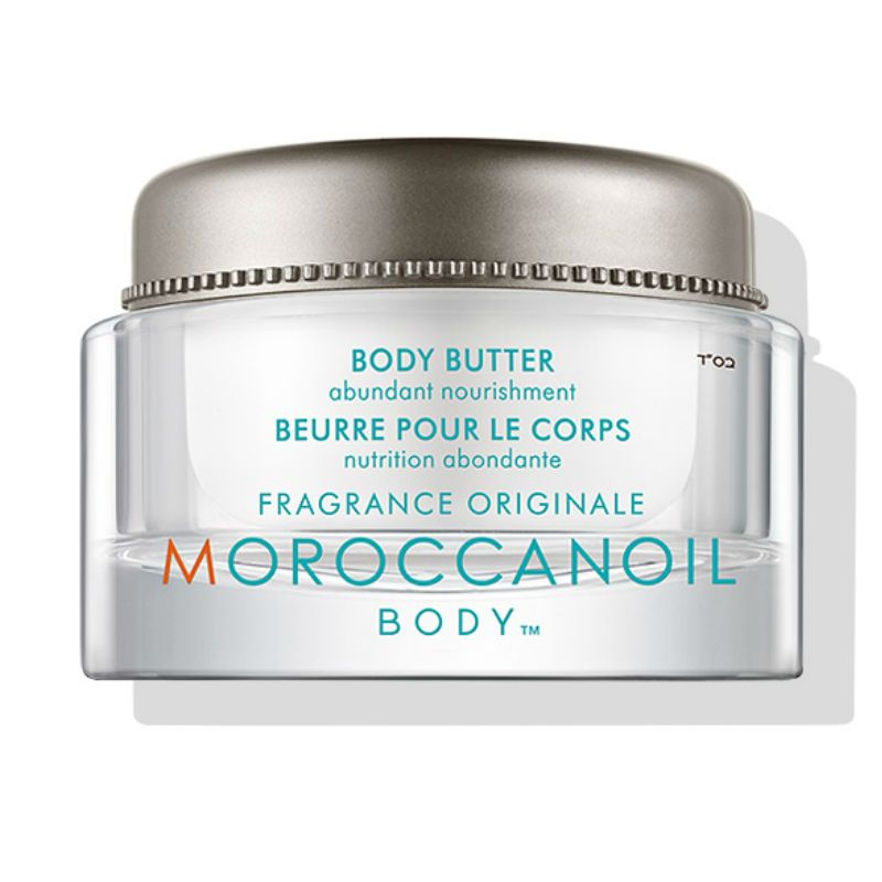 Moroccanoil BODY BUTTER 190ml - LASIDORE Beauty Bar