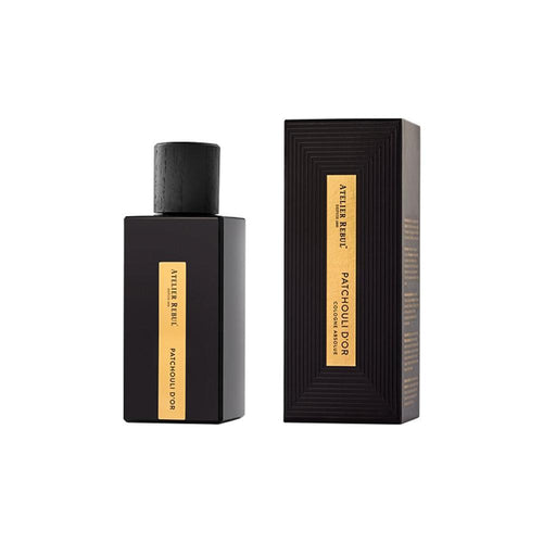 Atelier Rebul Patchouli d'Or Eau de Cologne 100ml - LASIDORE Beauty Bar