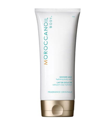 Moroccanoil SHOWER MILK 200ml - LASIDORE Beauty Bar
