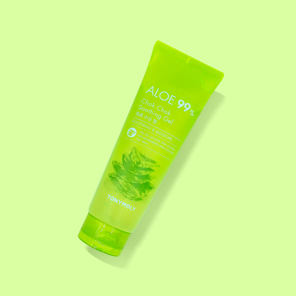 Load image into Gallery viewer, Tonymoly Aloe 99% Chok Chok Soothing Gel