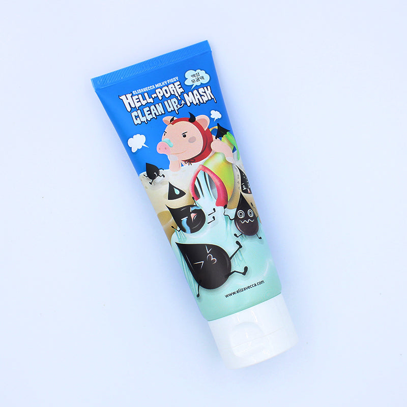 Load image into Gallery viewer, Elizavecca Milky Piggy Hell-Pore Clean Up Mask