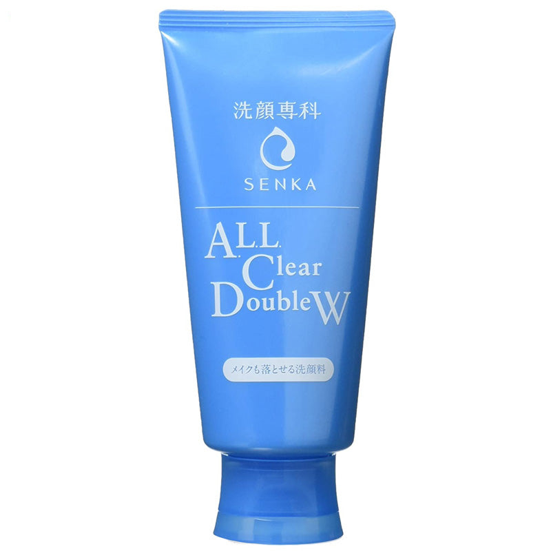 SHISEIDO FT SENKA MAKEUP CLEANSING