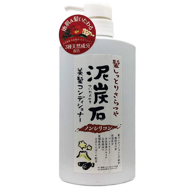 PELICAN DEI-TAN-SEKI CLAY AND CHARCOAL CONDITIONER, 16.90 FLUID OUNCE