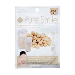 SUNSMILE Soybean FACE MASK SOY BEAN