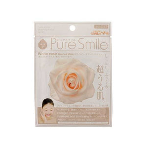 SUNSMILE PURE SMILE PURE SMILE WHITE ROSE ESSENCE MASK