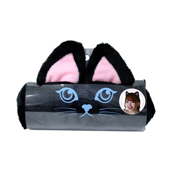 OYEYA  Cat Ear Headband, Black