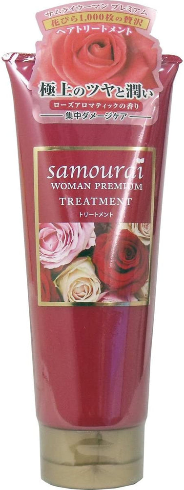 SPR SAMOURAI WOMAN (C)PREMIUM TREATMENT