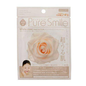Load image into Gallery viewer, SUNSMILE PURE SMILE PURE SMILE WHITE ROSE ESSENCE MASK