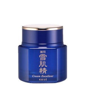Load image into Gallery viewer, KOSE MEDICATED SEKKISEI CREAM EXCELLENT 50G