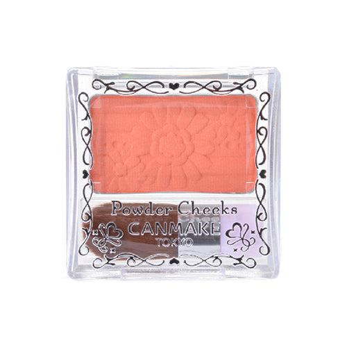 CANMAKE POWDER CHEEKS [PW25] SUGAR ORANGE