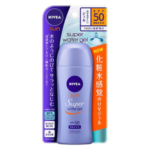 Load image into Gallery viewer, NIVEA SUN SUPER WATER GEL SUNSCREEN HYALURONIC ACID SPF50 PA+++