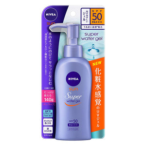 Load image into Gallery viewer, NIVEA SUPER SUN PROTECT WATER GEL SPF 50/PA+++