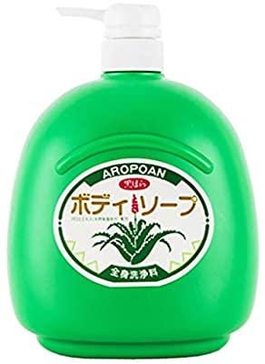 KUROBARA AROPOAN BODY SOAP ALOE