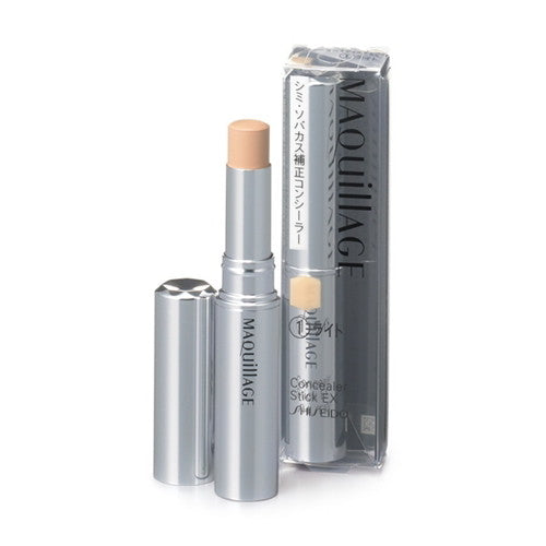 SHISEIDO MAQUILLAGE CONCEALER STICK EX SPF 25 - # 1 LIGHT 3G/0.1OZ