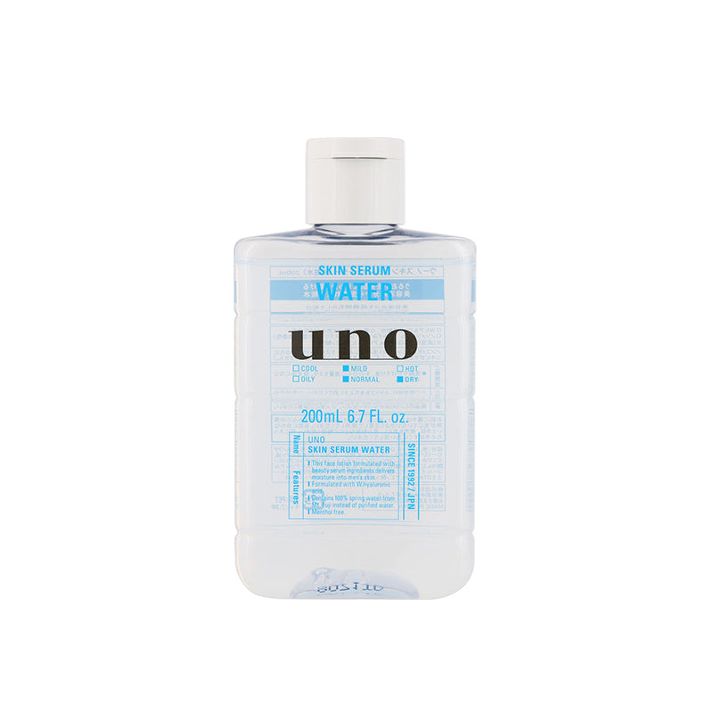 Load image into Gallery viewer, SHISEIDO JAPAN UNO SKIN SERUM WATER 200ML
