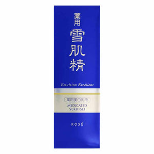 Kose Medicated Sekkisei Emulsion Excellent 140ml/4.6oz