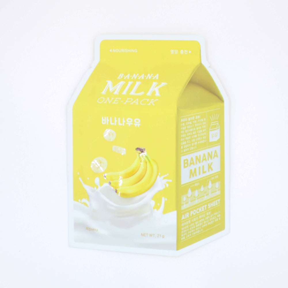 Load image into Gallery viewer, A'PIEU Milk One Pack - Banana