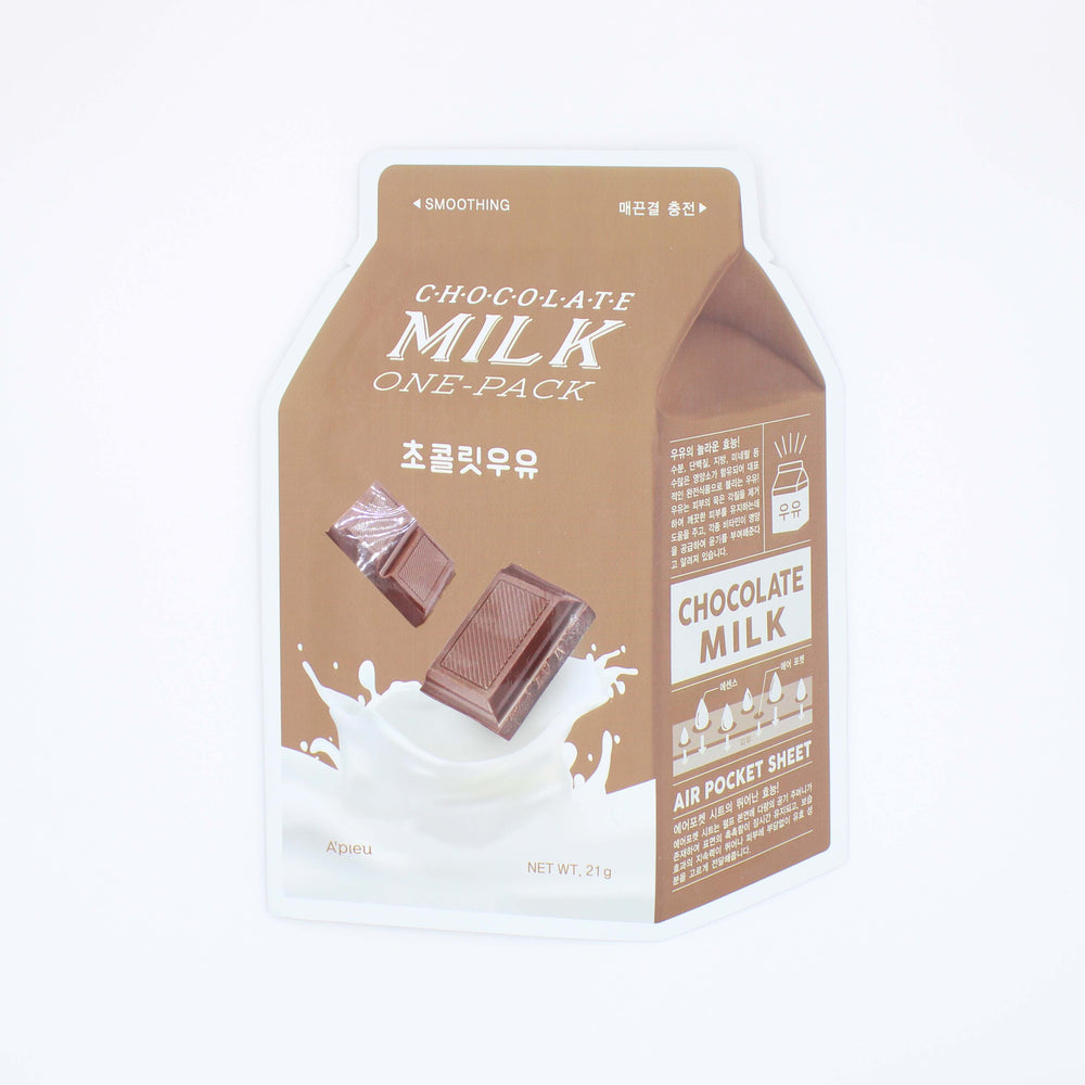 Load image into Gallery viewer, A'PIEU Milk One Pack - Chocolate Milk