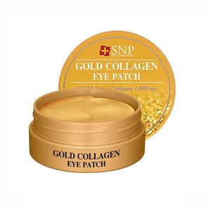 Load image into Gallery viewer, SNP Gold Collagen Eye Patch 60 Sheet
