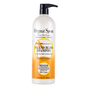 Original Sprout Island Bliss Shampoo 33 oz