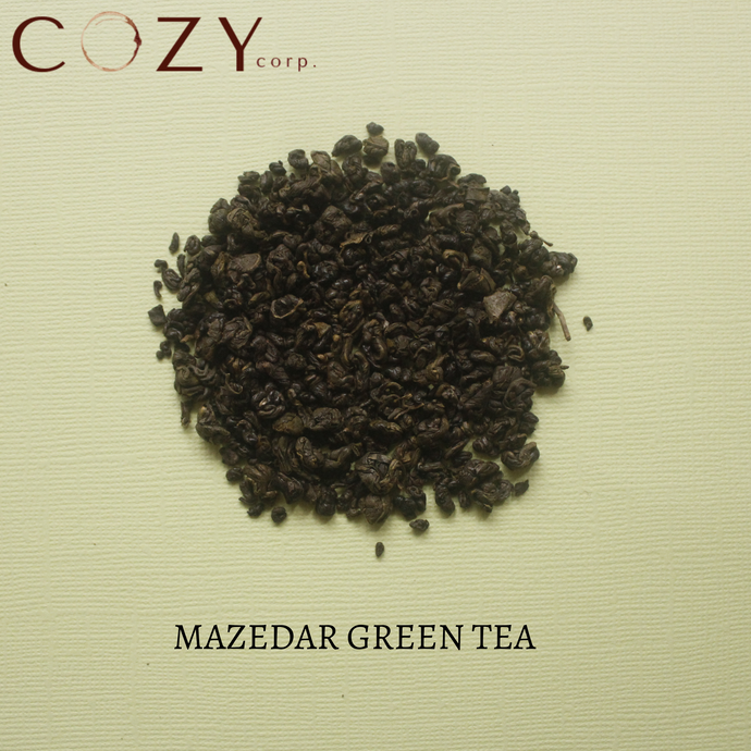Mazedar Green Tea