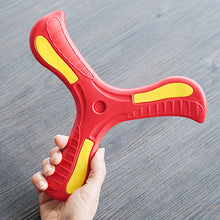 Load image into Gallery viewer, Moidetac Red Bolt Boomerang Fast Catch Boomerangs