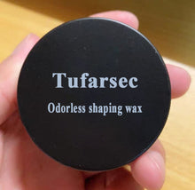 Load image into Gallery viewer, Tufarsec Hair Wax Matte Styling Pomade for Men - Strong Hold,  Water Based & Free of Greasy Oils 2oz