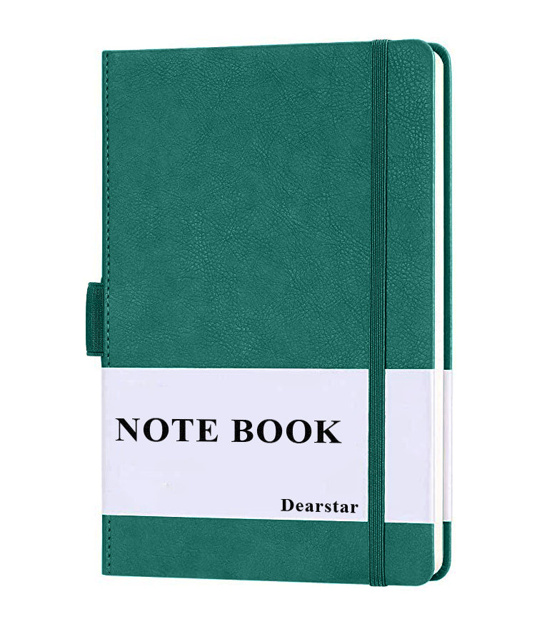 Dearstar Note Books,Paperage Lined Journal Notebook, Hard Cover
