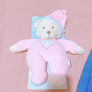 "SELPON Plush Dog Toy 15"" ,Pink"