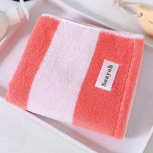 Soayoh Microfiber Towel Perfect Travel & Sports & Beach Towel, Fast Drying Super Absorbent Sand Free Compact and Lightweight