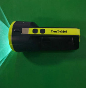 YouTeMei Flashlights Hand-held Portable LED Flashlight 6500mAh Rechargeable LED Searchlight Super Bright Torchlight