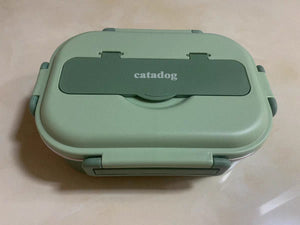 catadog Lunch Box, Bento Box for Kids and Adults