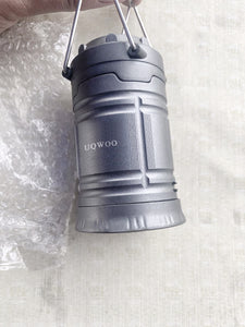 UQWOO Lamp for Outdoor Use,Metal Case pPortable Outdoor Lamp