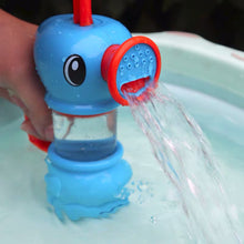 Load image into Gallery viewer, AICOMY Water-squirting Toy Baby Bath Toy for Kids & Toddlers 18 Months & Up