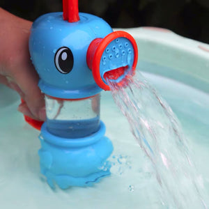 AICOMY Water-squirting Toy Baby Bath Toy for Kids & Toddlers 18 Months & Up