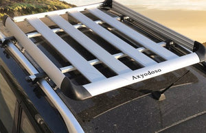 Axyodoso Metal Car-top Luggage Carriers,Suitable for Most Models