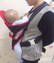 Load image into Gallery viewer, AEUNZN Pouch Baby Carriers, Easy to Put on, Comfortable and Safe, Refreshing and Breathable