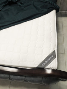 Gobehebe Thin Bed Mattress,Twin Size Bed Mattress,White