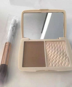 minlysi Cosmetics, Multitasking Face Makeup Palette, Clean Beauty, Cruelty-Free & Safe on Sensitive Skin