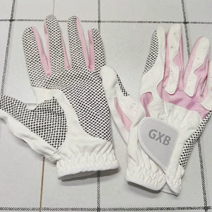 GXB Golf Gloves, with Non-Slip Grip, Soft, Breathable, Wear-Resistant, 1 Pair