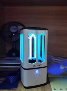 JLLIGHT Germicidal Lamps for Purifying Air, 28 Sec Time Delay Safety Feature, Portable, Ideal for Home, Travel