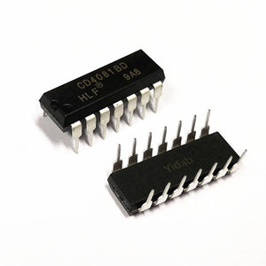 Yidab Integrated Circuit Programmable Operational Amplifier,  Mini  Package