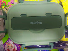 Load image into Gallery viewer, catadog Lunch Box, Bento Box for Kids and Adults