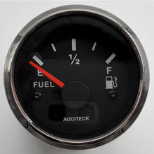 Load image into Gallery viewer, AODITECK Fuel Gauges, with Indicating Range, Lighting Background, Anti-Fogging, Anti-Rust,  Waterproof