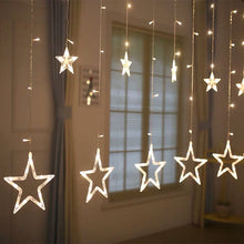 Load image into Gallery viewer, Ajnelly Fairy Lights for Festive Decoration for Christmas, Wedding, Party, Home Decorations (Warm White) 9.8Feet