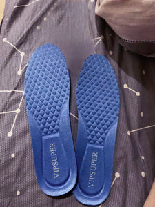 VIPSUPER Insoles for Men Women, Arch Support ,Relieves Plantar Fasciitis, Orthotics Inserts, Relieve Flat Feet Foot Pain