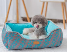 Load image into Gallery viewer, Zidweeken Dog Bed,Super Soft Pet Bed with Hidden Zipper Design,Machine Washable